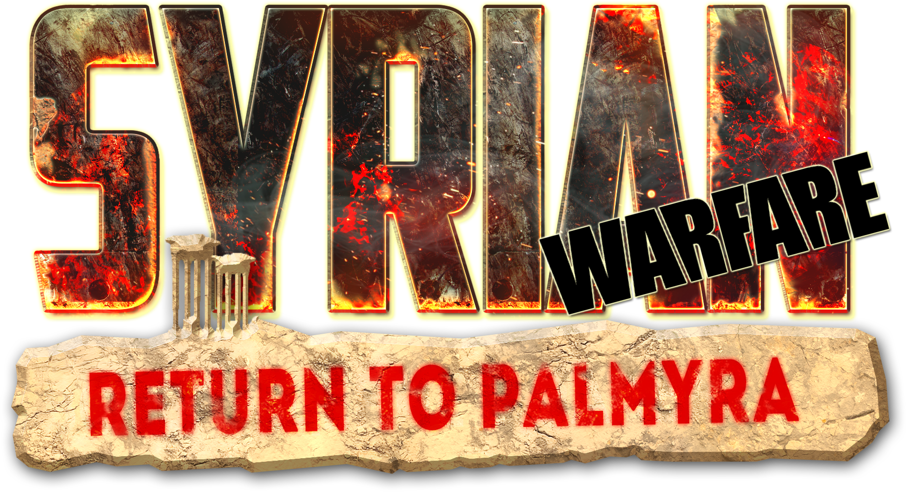 warfare return to palmyra eng
